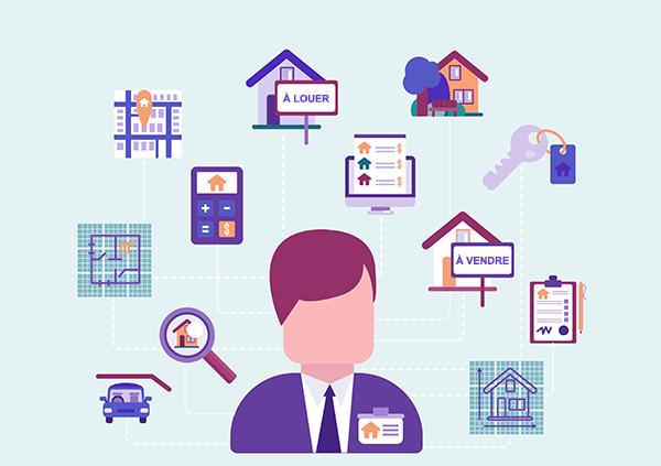 Obtenir sa carte professionnelle d'agent immobilier